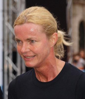 Elke LECHNER konnte auch in der Gesamtwertung (5 km) den 5. Platz erzielen. - Salzburgmarathon30